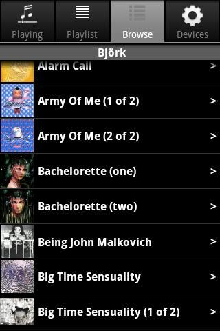 PlugPlayer- screenshot