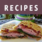 Panini Recipes! icon