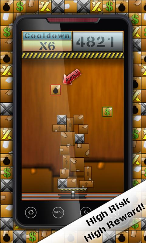 Box Buster - screenshot