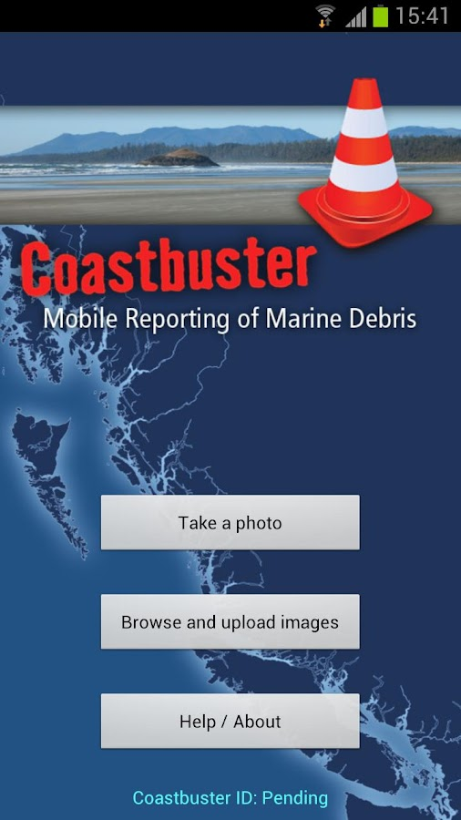 Coastbuster- screenshot