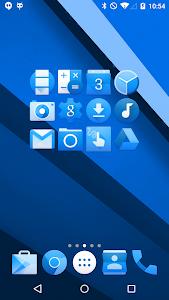 BLUE - Icon Pack v2.1