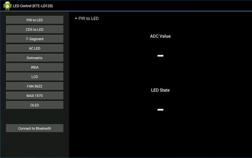 KTENG LED Control KTE-LD120