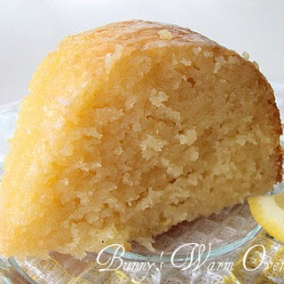 Glazed Lemon Ricotta Cake Recipe
