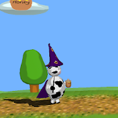 Moo the Wizard