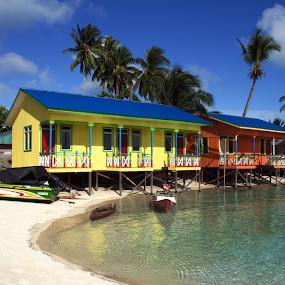 Derawan Island by Chairul . - Landscapes Travel