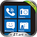 WP7 Plus GO LauncherEX Theme icon