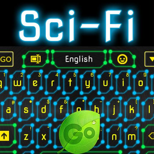 GO输入法科幻 娛樂 App LOGO-APP試玩