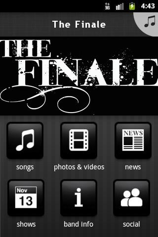 The Finale - screenshot
