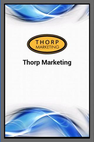Thorp Marketing Profile