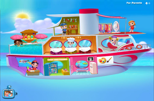 Cruise Kids - Ride the Waves - screenshot