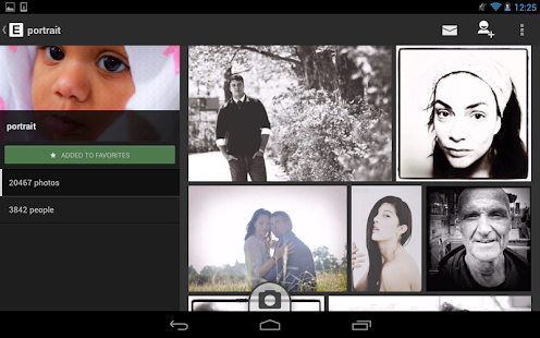 EyeEm, Photo Filter Camera New - screenshot thumbnail
