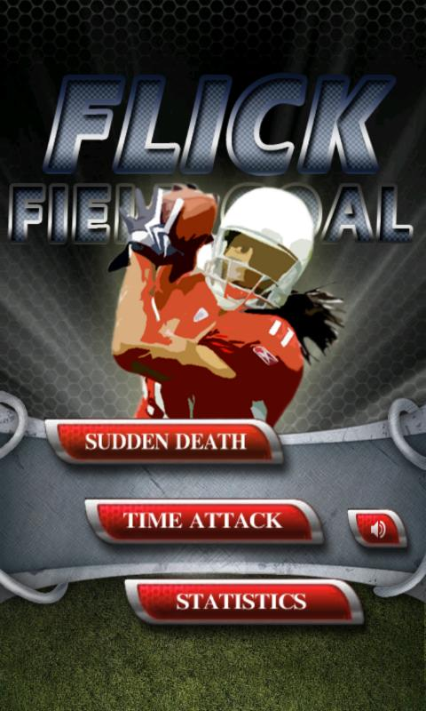 3D Flick Field Goal - screenshot