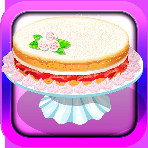 維多利亞海綿蛋糕 休閒 App LOGO-硬是要APP
