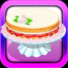 Victoria Sponge Cake icon