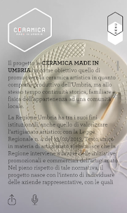 Ceramica Made in Umbria- miniatura screenshot