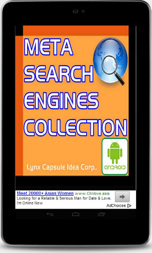 METASEARCH ENGINES VOL.1