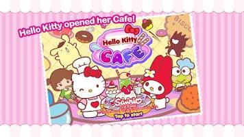 Screenshot of Hello Kitty Cafe