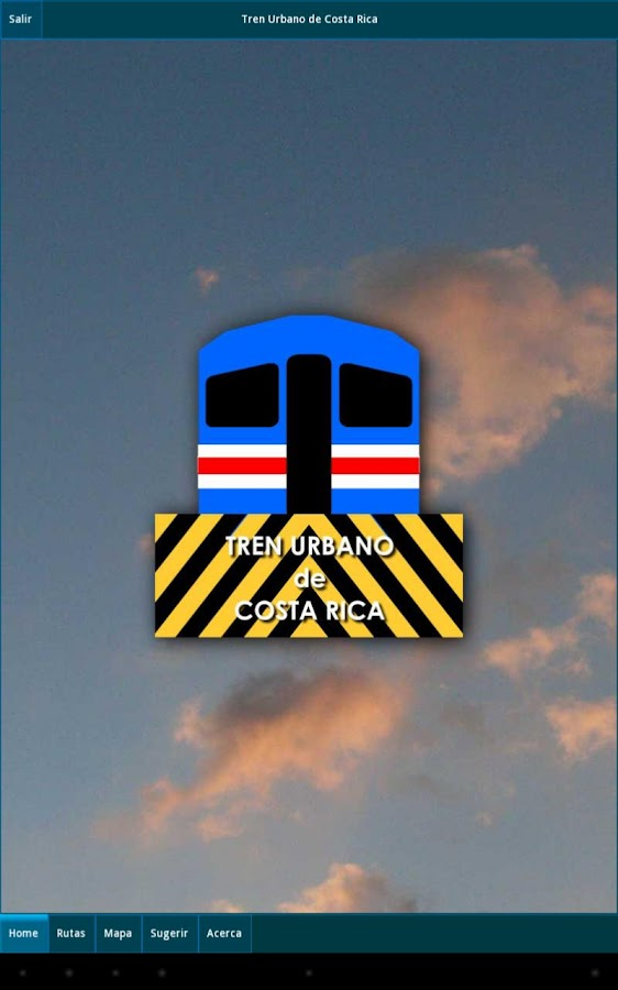 Costa Rica Urban Train - screenshot