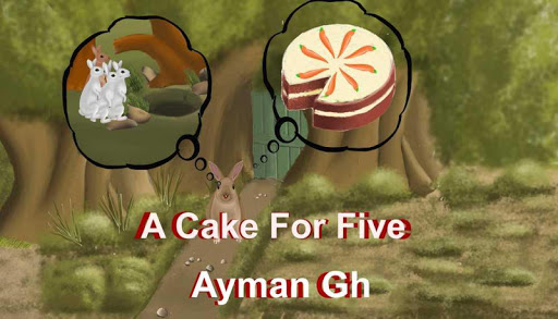 A Cake for Five
