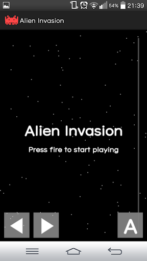 Alien Invasion ad free