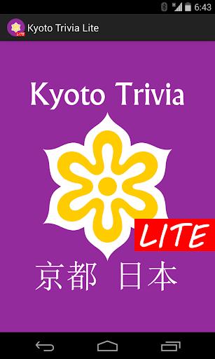 Kyoto Trivia Lite