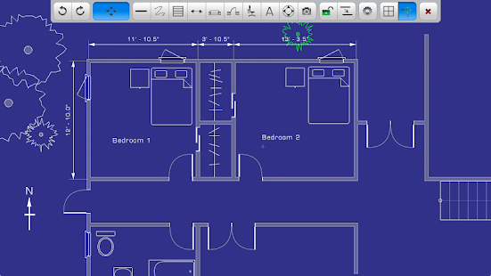 PadCAD CAD Drafting- screenshot thumbnail