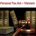 Personal Tax Act of Vietnam icon