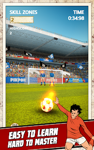 Flick Kick Football Screenshot 6
