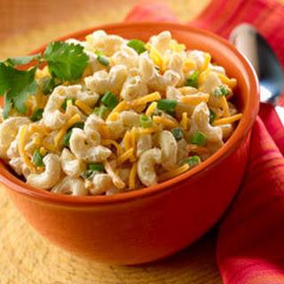Mexican Macaroni Salad.