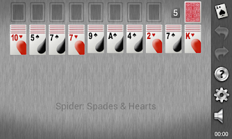 Screenshot of Pop Trio Solitaire