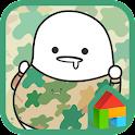 camouflage dodol theme icon