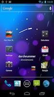 Screenshot of Dictionary Hungarian German