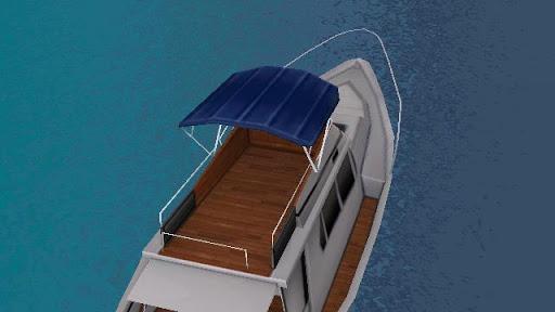 Boat Cruising 3D