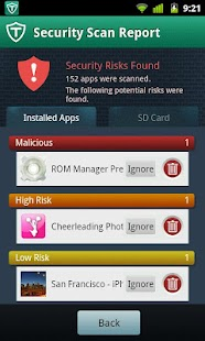 Antivirus & Mobile Security - screenshot thumbnail