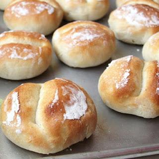 The Italian Baker's Semelle Rolls
