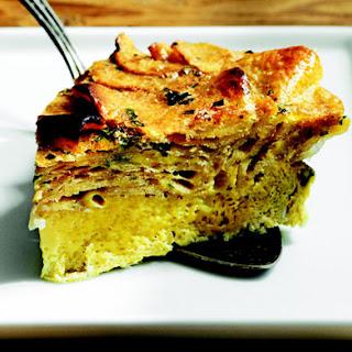 Potato Chip Omelet