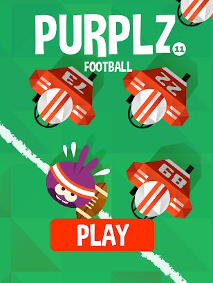 Purplz Football- screenshot thumbnail