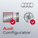 Audi Configurator BE icon