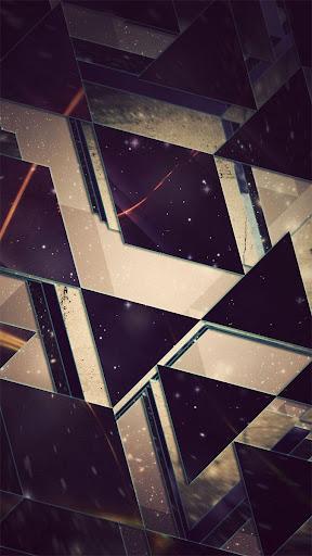 Geometry Shapes Live Wallpaper