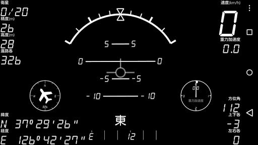 航空計器 - スピードメーター