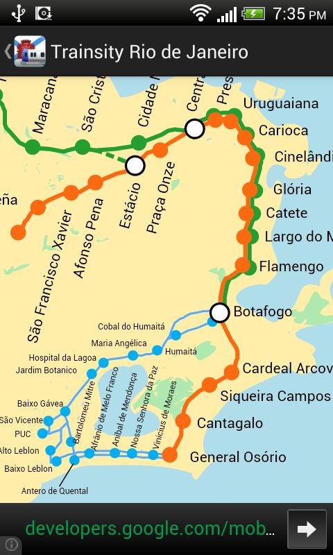 Trainsity Rio de Janeiro Metro