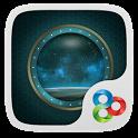 GO SMS PRO SPACE THEME EX icon