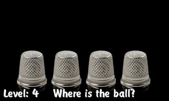 Screenshot of The shell game