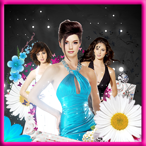 Extra Selfie awesome dresses Icon