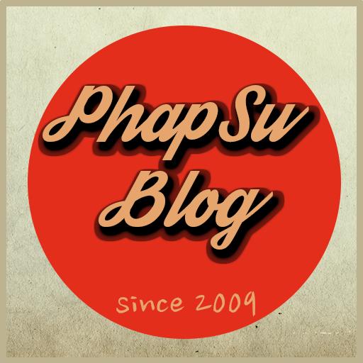 PhapSu Blog LOGO-APP點子