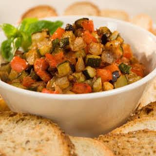 Roasted Vegetable Salsa.
