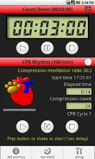 CPR Rhythm Tool- screenshot thumbnail