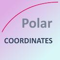 Polar Coordinates logo