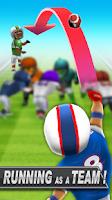 Screenshot of TouchDown Rush : Football Run