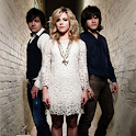 The Band Perry Lyrics logo